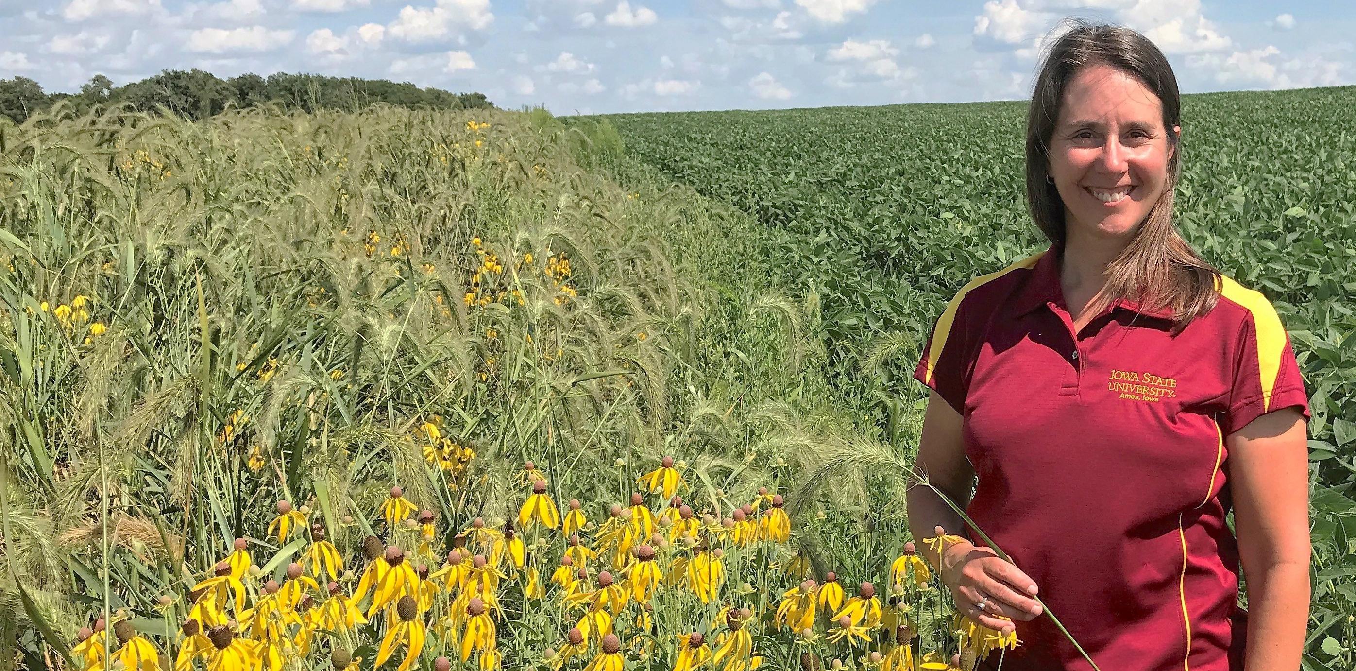 Lisa Schulte Moore, research grant, Iowa State