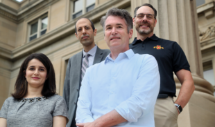 Iowa State Researchers Receive 2021 Bridging the Divide Grant to Address Disaster Response